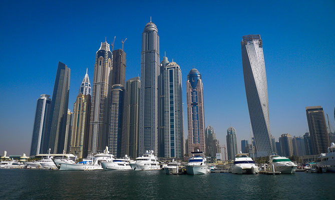Chinese Real Estate Is Similar To Dubai Before The Crash